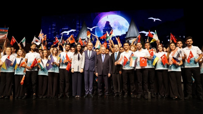YEE Turkish Summer School Ended with a Closing Ceremony at Presidential Complex