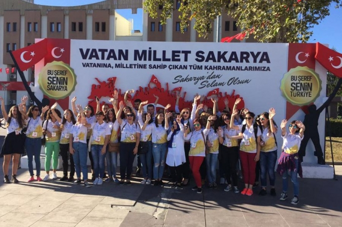 Seventh Stop of Culture Nights was Sakarya!